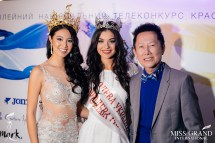 Ariska Putri Pertiwi Miss Grand International 2016