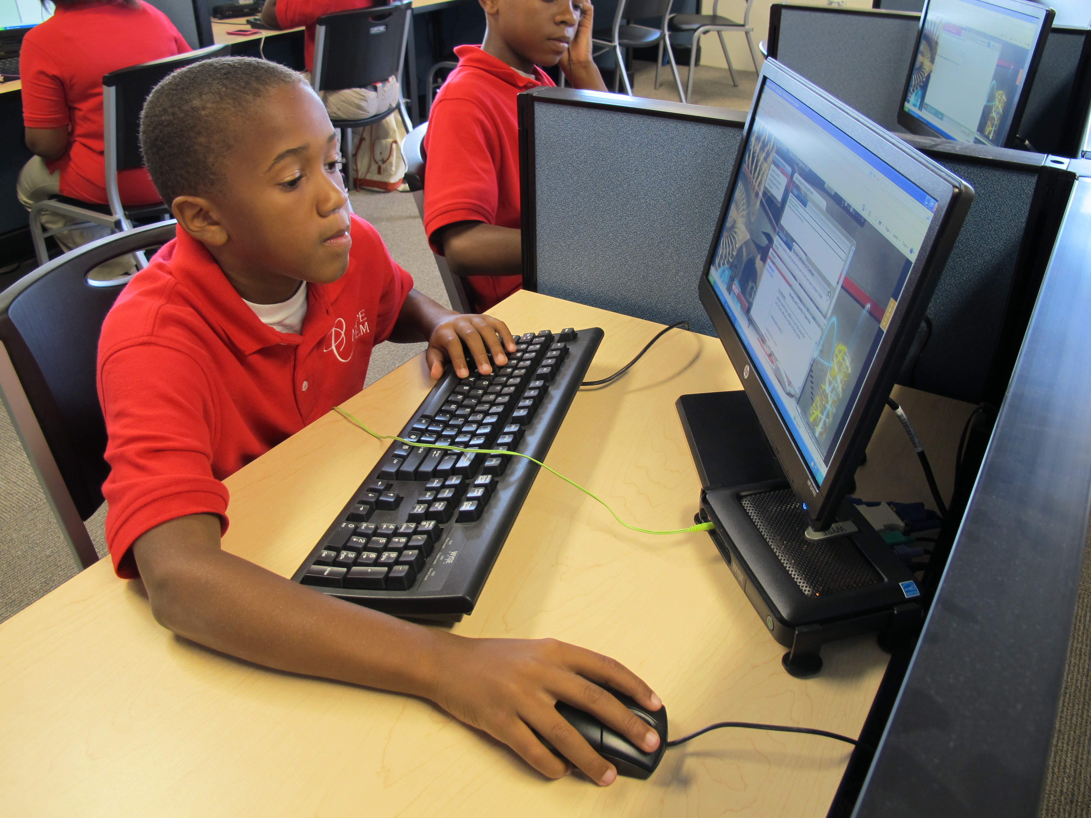How A Federal Prize May Push More Schools To Blend