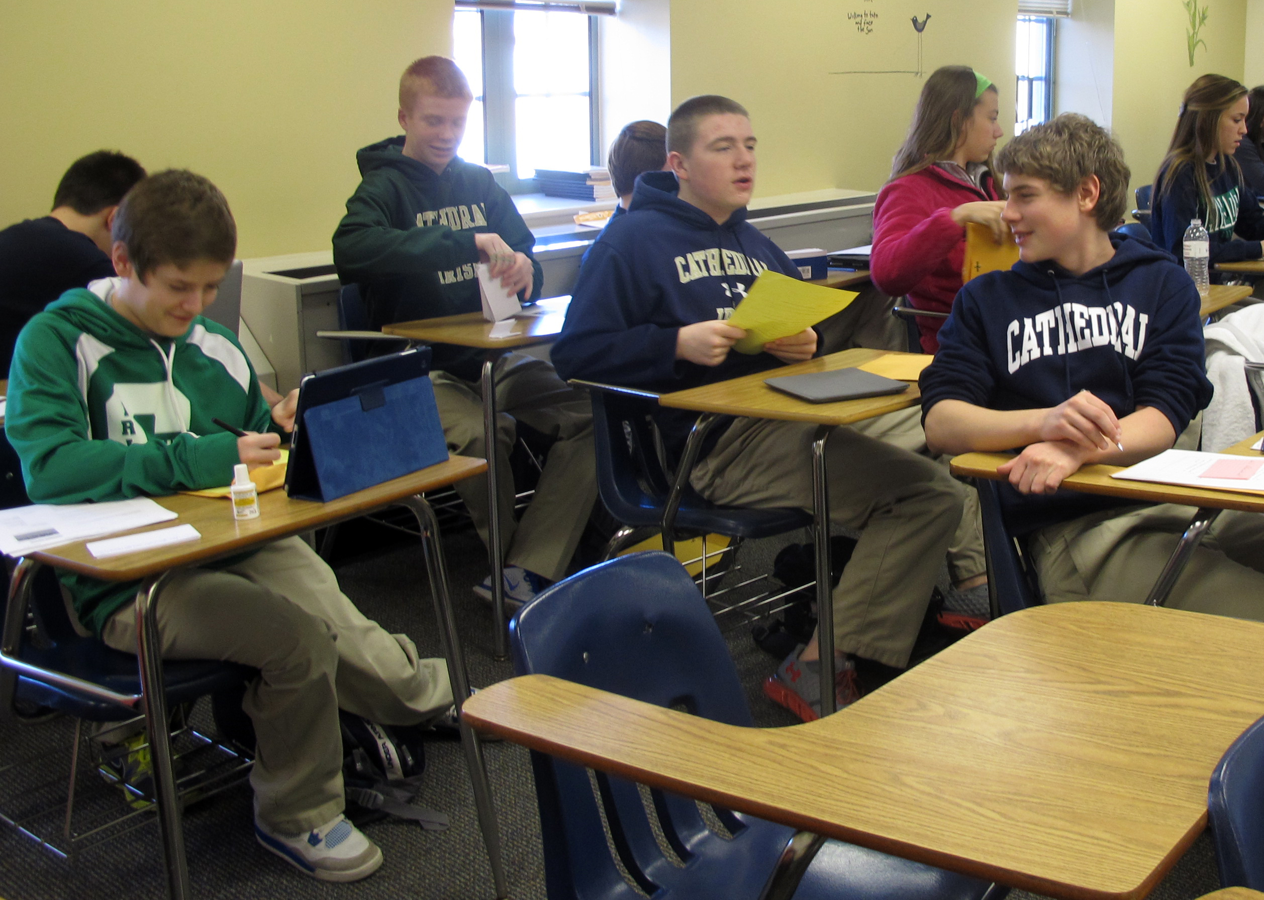 Fewer Indiana Students Spending Time In Public School