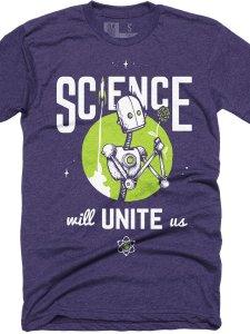 Science Will Unite Us