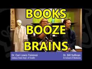Books, Booze, and Brains // Brain on Fire youtube