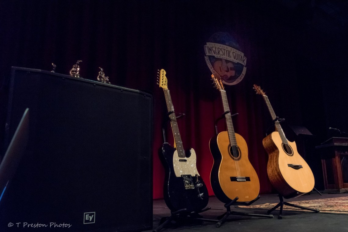 2017 Prize Guitars