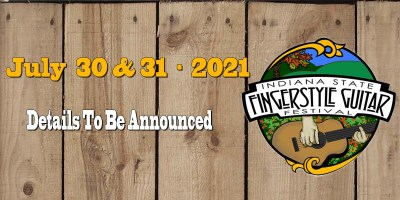 Indiana State Fingerstyle Guitar Festival 2021
