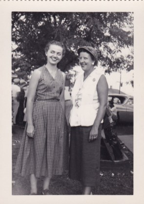 Billie Jean Cheek & Edna Stark (L to R)