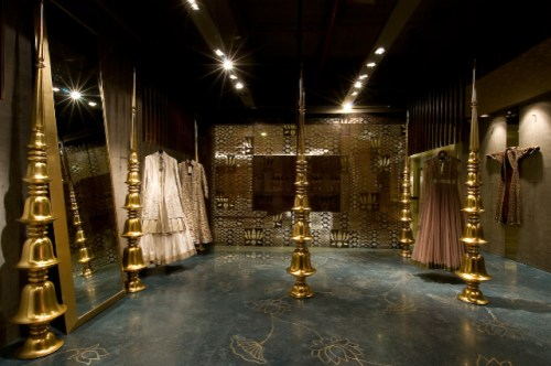 First Look Gt The Rohit Bal Store Emporio New Delhi
