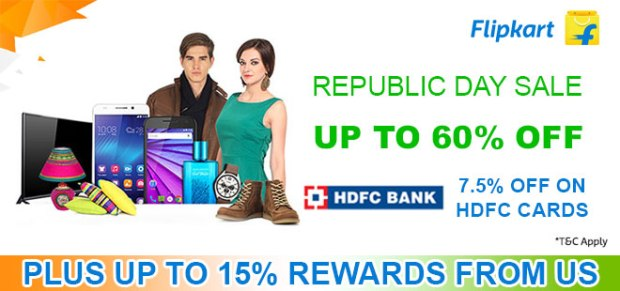 flipkart-republic-day-sale-cashback-from-indiancashback