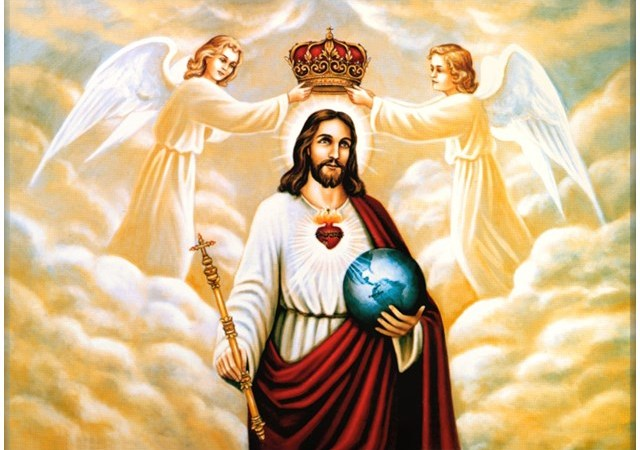 our lord jesus christ king of the universe indian catholic matters