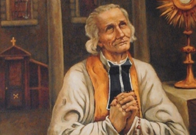 John Vianney: Patron Saint for Priests - Indian Catholic Matters