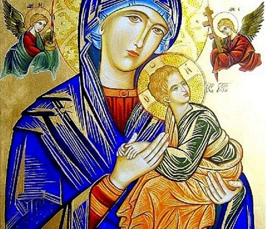 History of Our Lady of Perpetual Help - Indian Catholic Matters