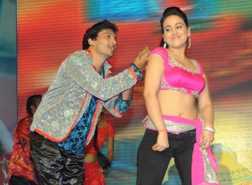 Aksha_017_Aadu Magaadra Bujji_Platinum_Western Dance