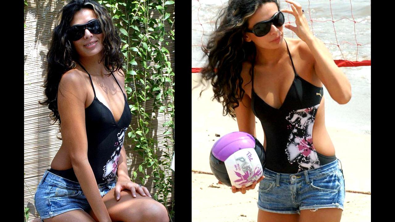 Pia Trivedi_036_Puma Swimwear launch_Bikini