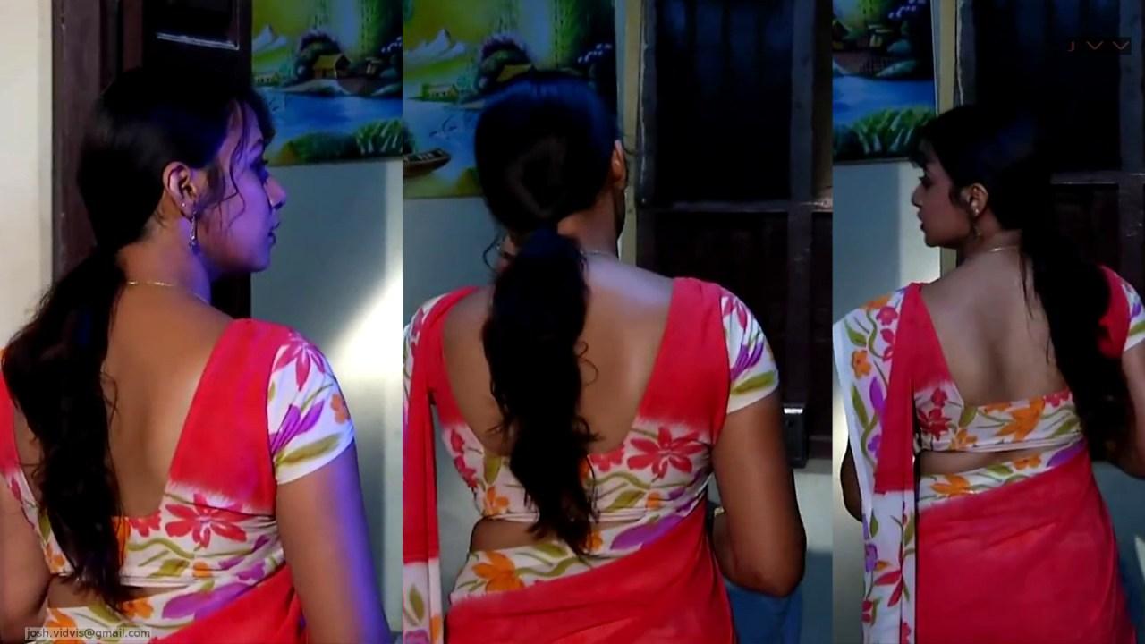 Sreeja_Bommalattam_012_Saree Back