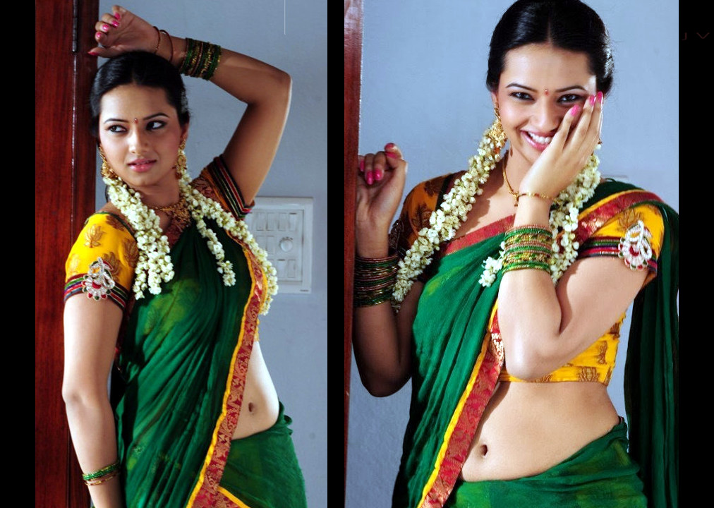 Isha Chawla_SN_14_Still Saree Navel