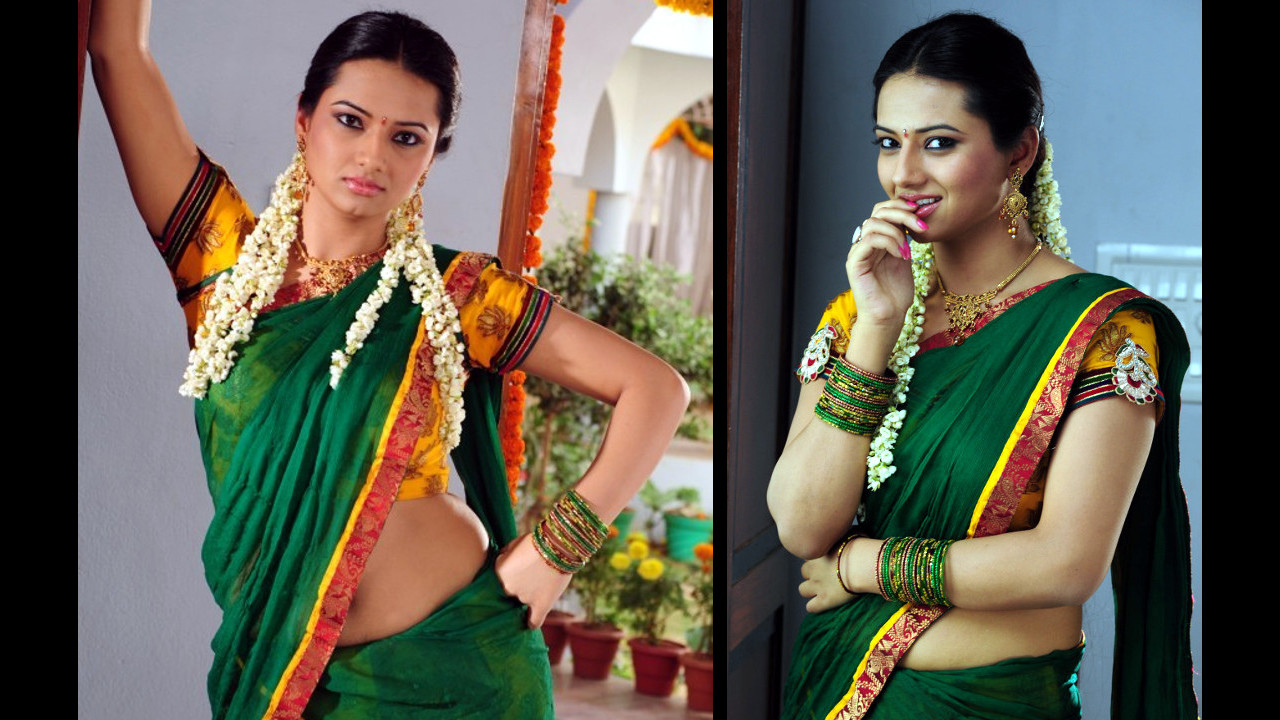 Isha Chawla_SN_15_Still Saree MR