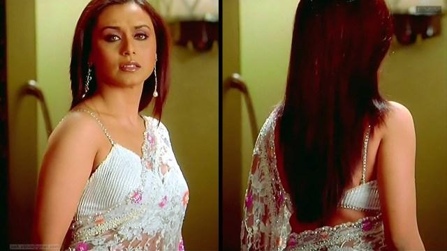 Rani Mukherji_KANK_02_ScrCap Saree back
