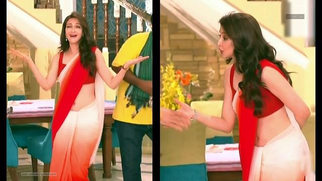 Saumya Tandon_Hindi TV Actress_10_Hot Saree navel Pics