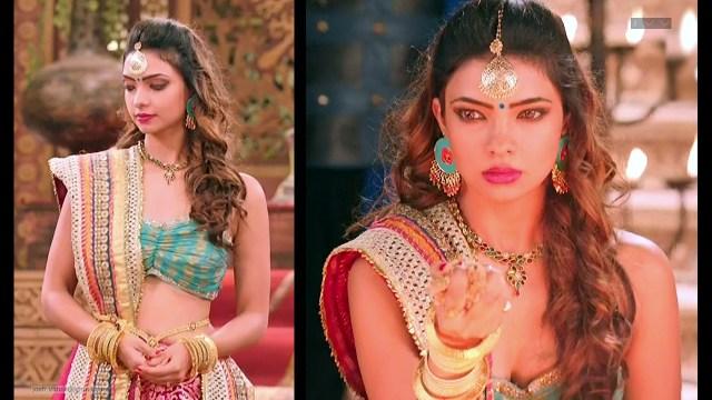 Pooja Banerjee_Hindi TV Actress_02_hot cleavage