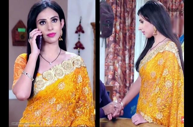 Simran Kaur_TV Actress_01_Saree Caps