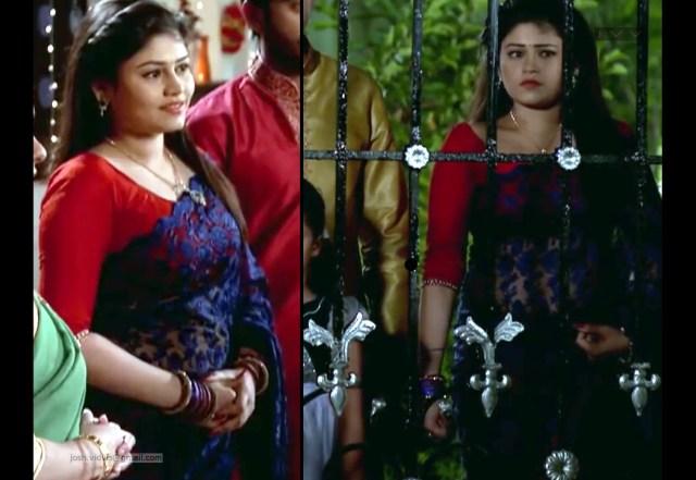 Jinal Jain_Hindi TV Actress_07_saree pics