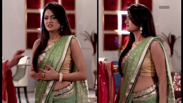 Rashmi Gupta_Hindi TV Actress_02_Saree