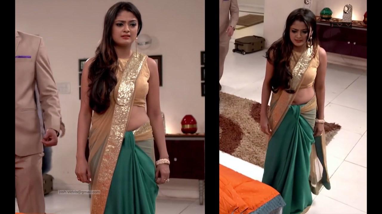 Rashmi Gupta_Hindi TV Actress_04_Saree
