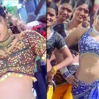 Sanghavi hot song caps from Sullan tamil movie