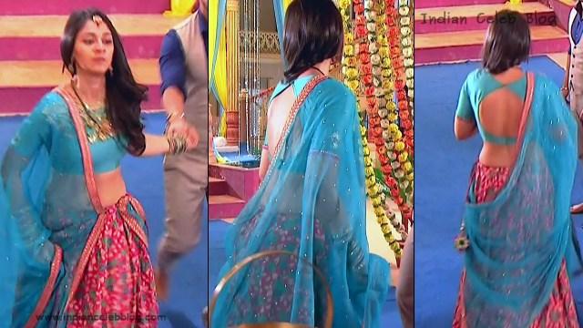 Vidhi Pandya_Hindi TV Actress_11_Hot Saree Pics