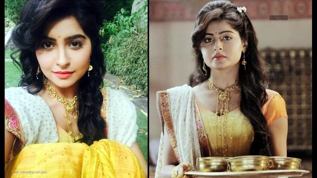 Yukti Kapoor_Hindi TV Actress_04_Stills Lehenga