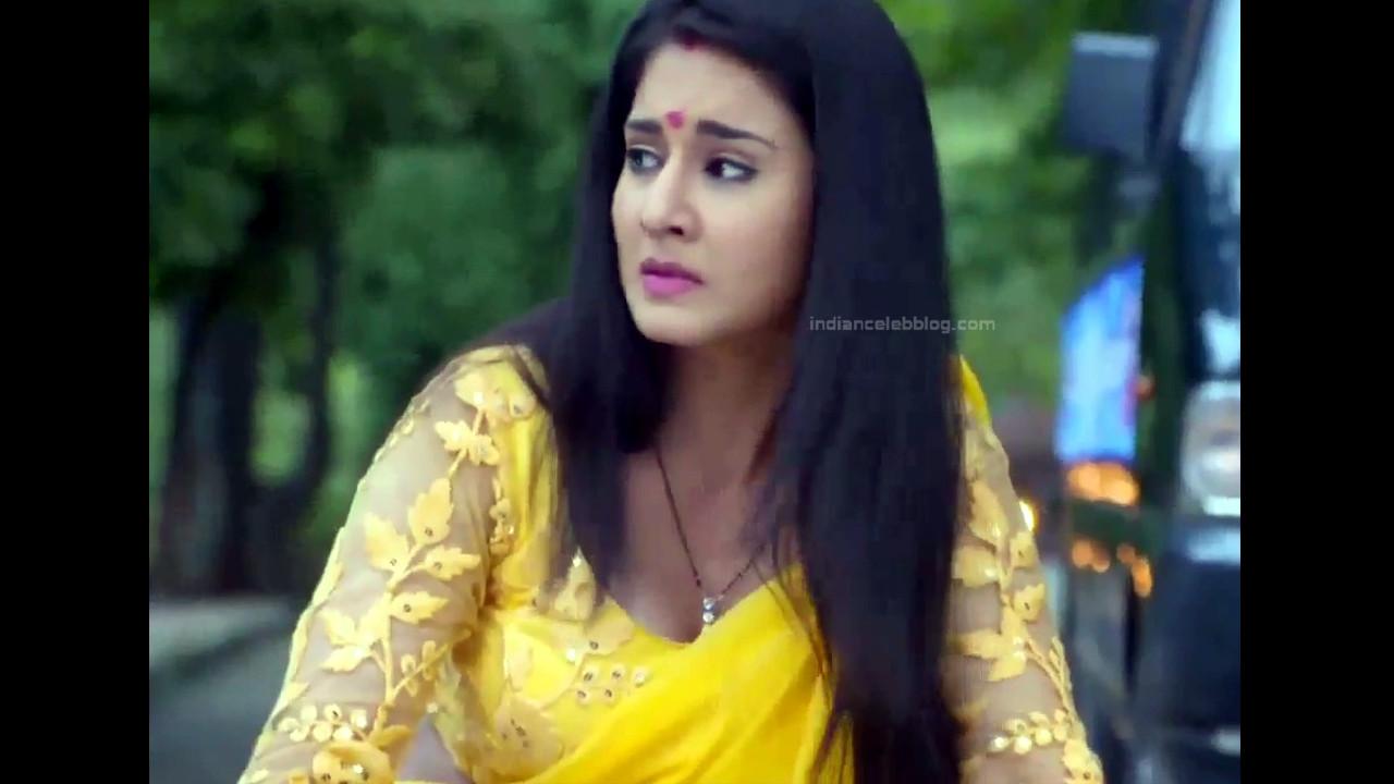 Aditi Rathore_Naamkarann Hot Saree Pics S4_4