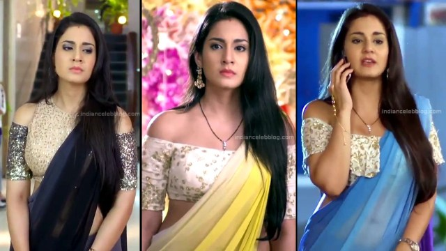Aditi Rathore_Naamkarann Hot Saree Pics S4_Thumb