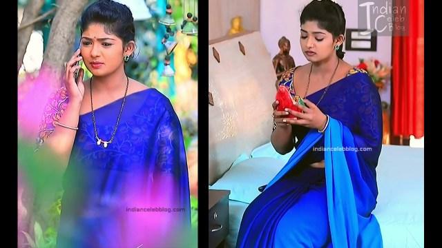Bhoomi Shetty_Kannada TV_7_Hot serial saree caps