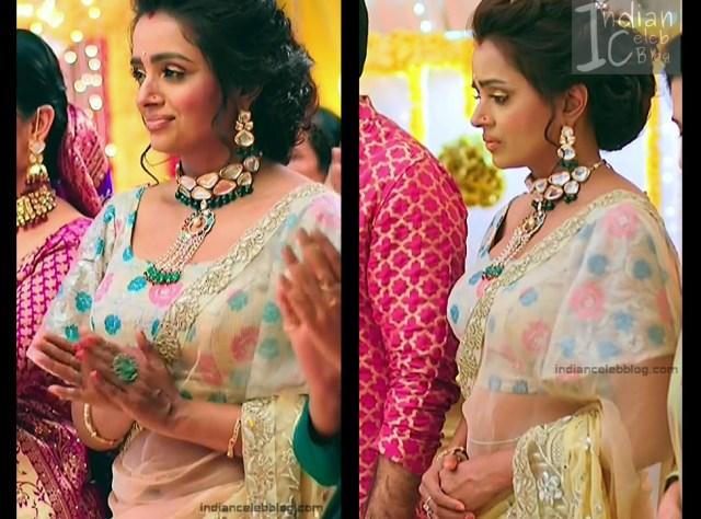 Parul Chauhan_Hindi TV Actress_7_Hot Saree photo
