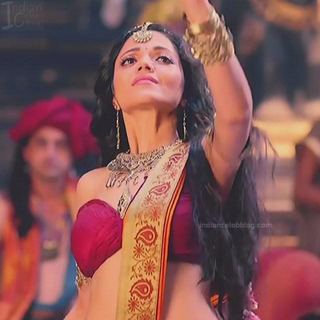 Divyangana Jain_Hindi TV Actress PrithviVS1_10_Hot serial caps