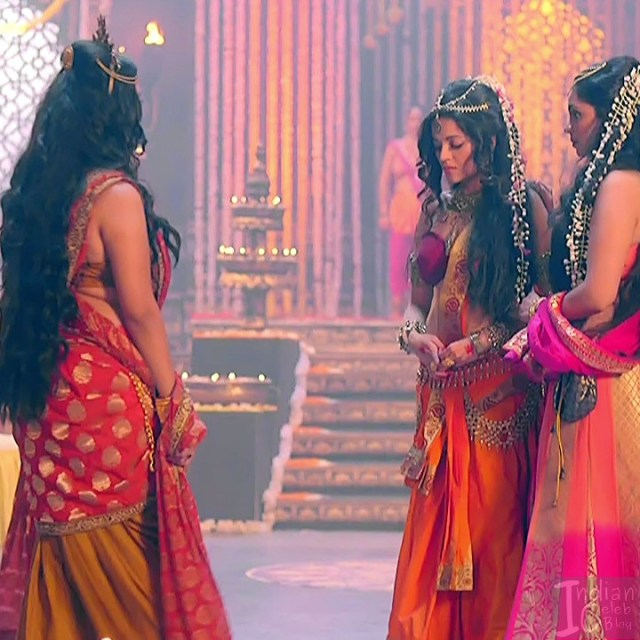 Divyangana Jain_Hindi TV Actress PrithviVS1_14_Hot serial caps