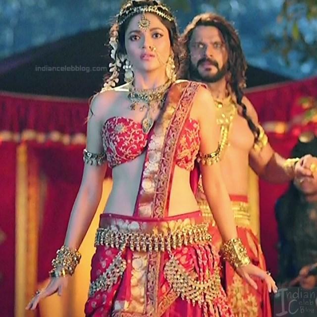 Divyangana Jain_Hindi TV Actress PrithviVS1_5_Hot serial caps