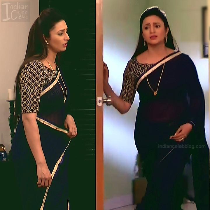 Divyanka Tripathi_Hindi TV Actress YehHM S2_20_Sari Photos