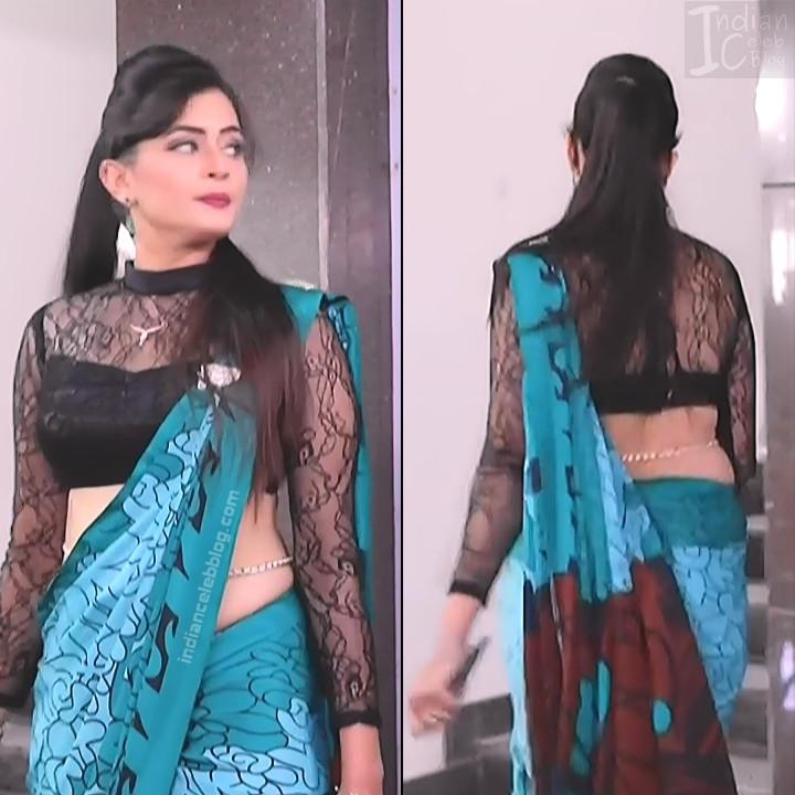 Kannada TV Actress Gallery 2_13_Hot saree pics
