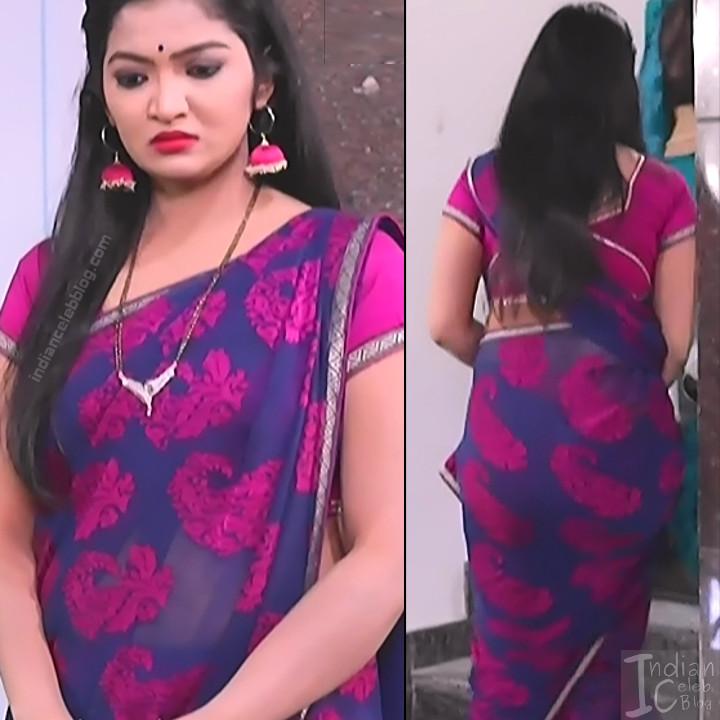 Kannada TV Actress Gallery 2_14_Hot saree pics