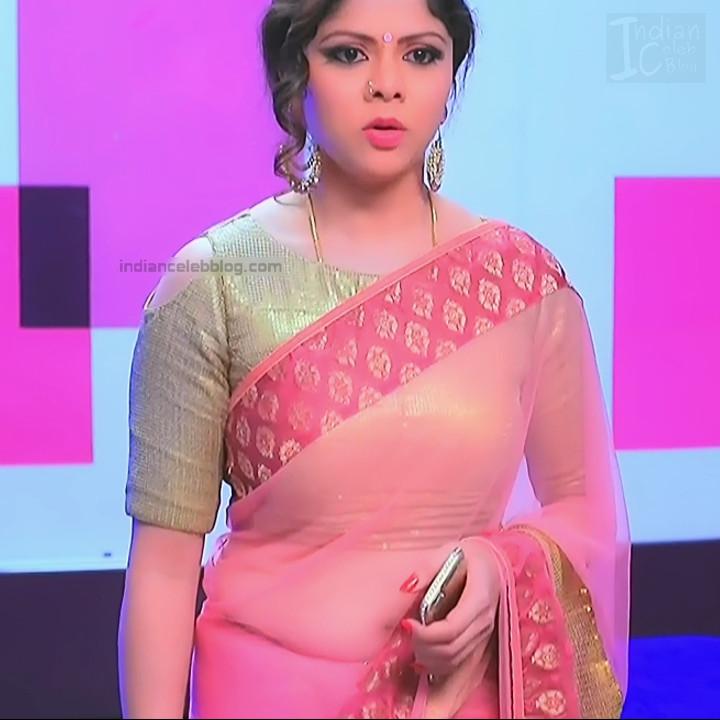 Kannada TV Actress Gallery 2_18_Hot saree pics