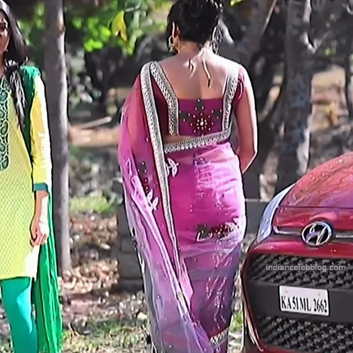 Kannada TV Actress_Comp 1 Mature_9_Hot Saree photos