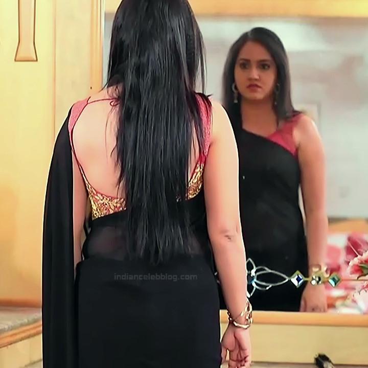Sindhu Kalyan_Kannada TV Actress PuttaGM-S1_16_Hot Saree pics
