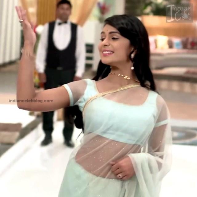 Sonal Vengurlekar_Hindi serial Actress S4_3_Hot saree navel pics