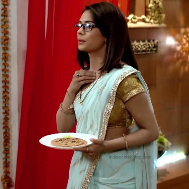 Sonal Vengurlekar_Hindi TV Actress YehVR-S5_1_Hot Saree Images