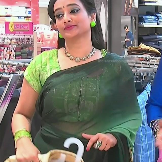 Telugu TV Actress_MCmplS2_14_Hot saree photo