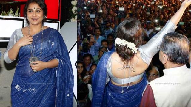 Vidya Balan_Bollywood Actress Event Pics - S1_19_Hot Saree