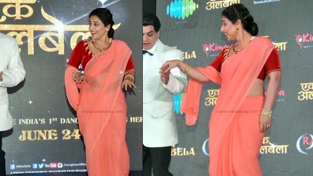 Vidya Balan_Bollywood Actress Event Pics - S1_1_Hot Saree