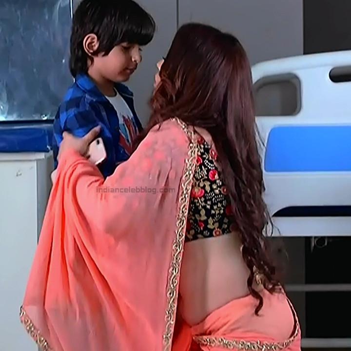 Aalisha Panwar Hindi serial actress Ishq MMS1 1 Hot Saree pic