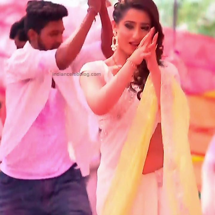 Aalisha Panwar Hindi serial actress Ishq MMS1 24 Hot Saree pic