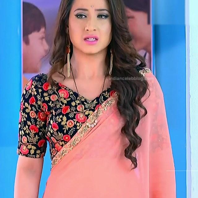 Aalisha Panwar Hindi serial actress Ishq MMS1 4 Hot Saree pic