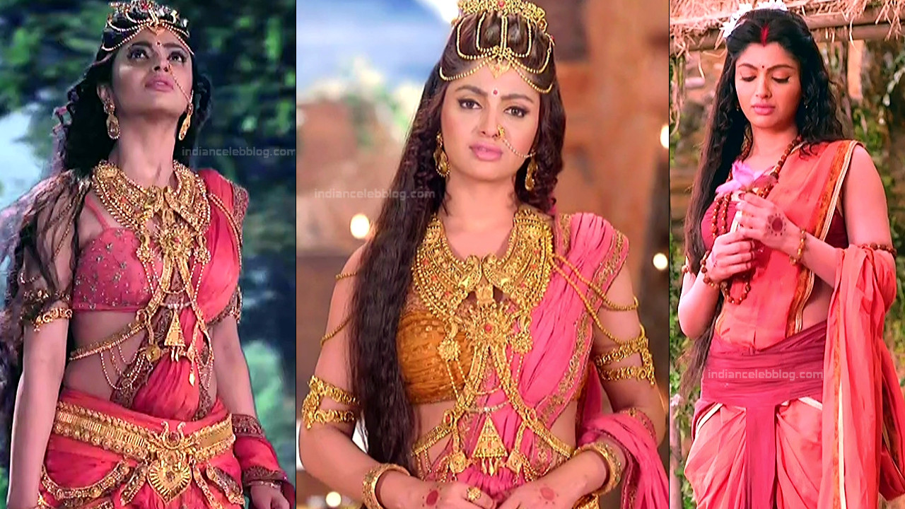 Akansha Puri as parvati caps from Vighnaharta ganesh